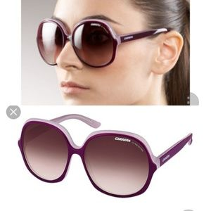 Carrera Hippy 1 Purple Sunglasses